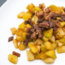 Brassói aprópecsenye recept