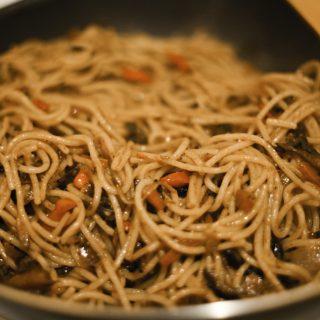 Kínai pirított tészta recept