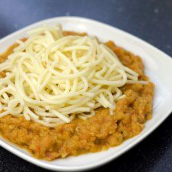 Bolognai hús nélkül